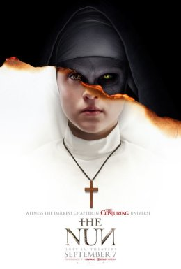 THE NUN Screening GIVEAWAY: CHI, DAL, HOU, LA